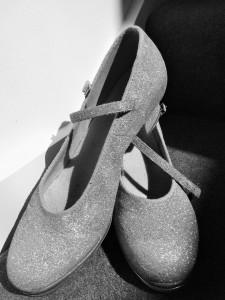 My Diamond Blitzed Tap Shoes