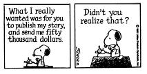 Snoopy cartoon, Charles Schultz, Charlie Brown | More on diywoman.net