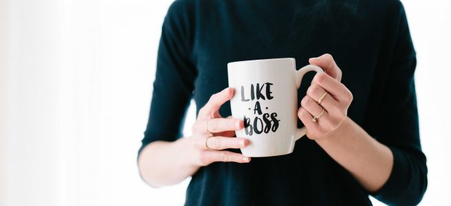 coffee, mug, boss, woman, female, trailblazer | See more at www.diywoman.net
