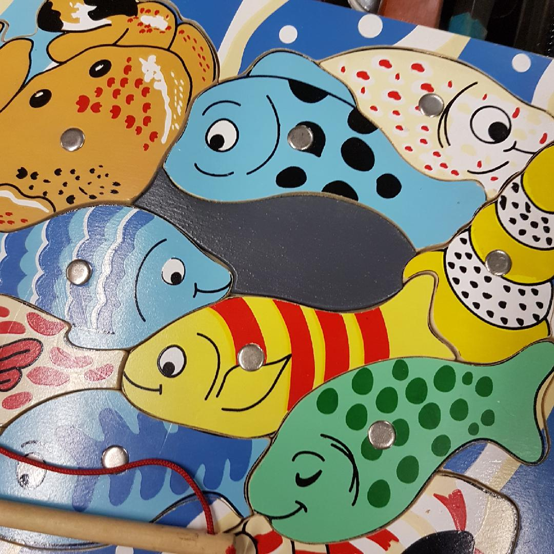 jigsaw, puzzle, fish, missing piece | See more at www.diywoman.net
