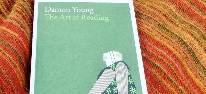 A book titled The Art of Reading for silent reading
